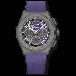 Defy El Primero 21 Ultraviolet