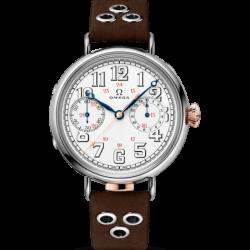 First Wrist-Chronograph